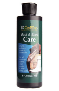 Cadillac Boot & Shoe Care