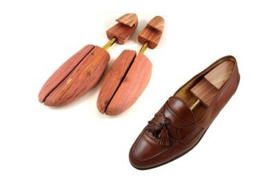 ROCHESTER Spilt-Toe Cedar Shoe Trees