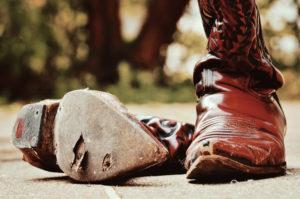 Western Style Boot Repair - My Shoe Hospital
